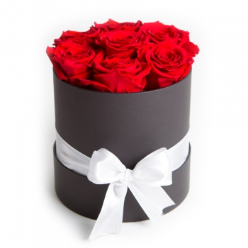 Rosenbox Celebration - Red Black 7 Rosen